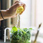 limon, detoks, smoothie, yeşillik, diyetisyen